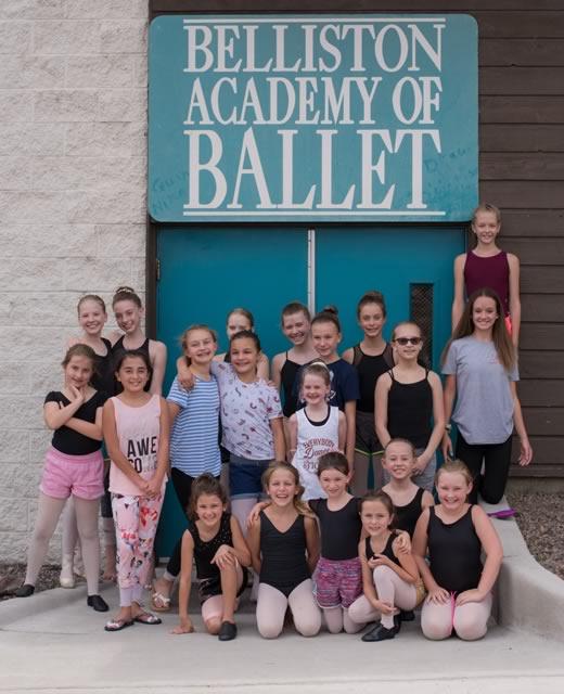 Belliston Academy Ballet Academy